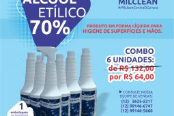 Alcohol Combo Promotion 70%