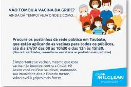 (Português do Brasil) VACINAÇÃO CONTRA GRIPE