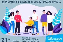 (Português do Brasil) Dia da Luta da Pessoa com Deficiência