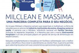 (Português do Brasil) PARCERIA MILCLEAN E MASSIMA